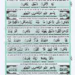 Holy Quran Para 30 Page 22
