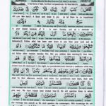 Read Holy Quran Para 8 Online - Read Quran in English Online at eQuranAcademy.com