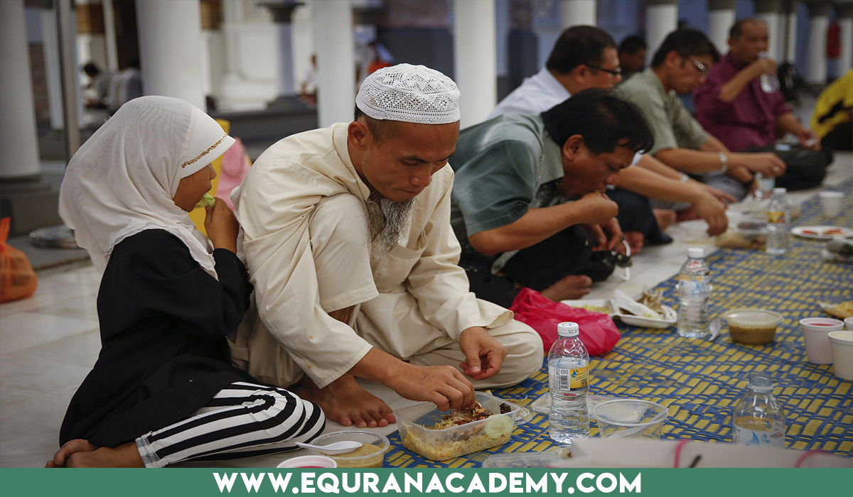 Here's how to fast in Ramadan according to Islam
