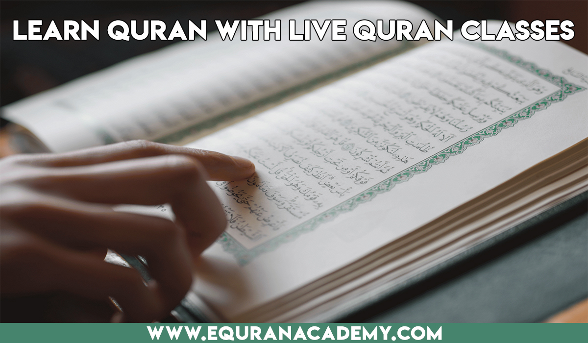 Learn Quran with Online Quran Classes at eQuranAcademy