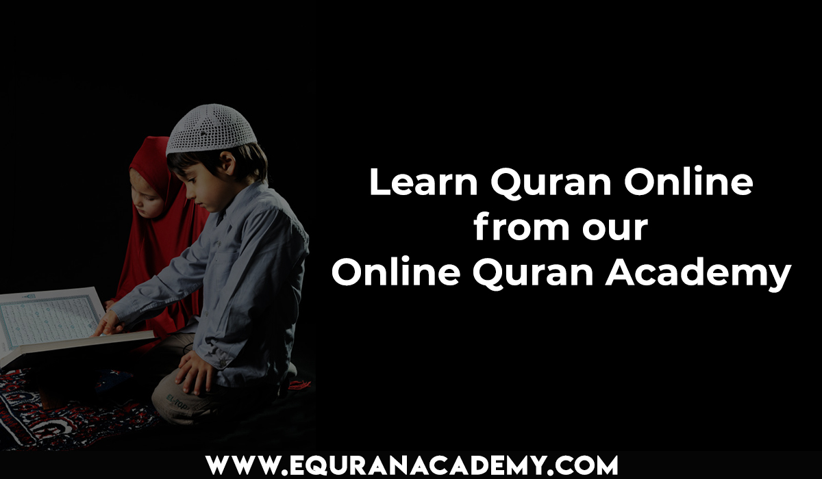 Learn Quran Online from our Online Quran Academy
